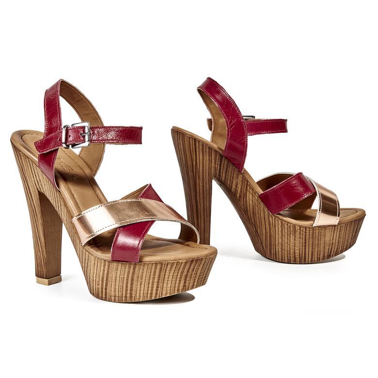 Kadın Sandalet 2010039596003