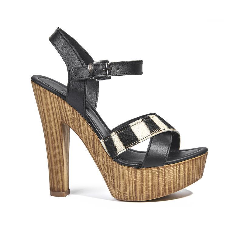 Kadın Topuklu Sandalet 2010039597007