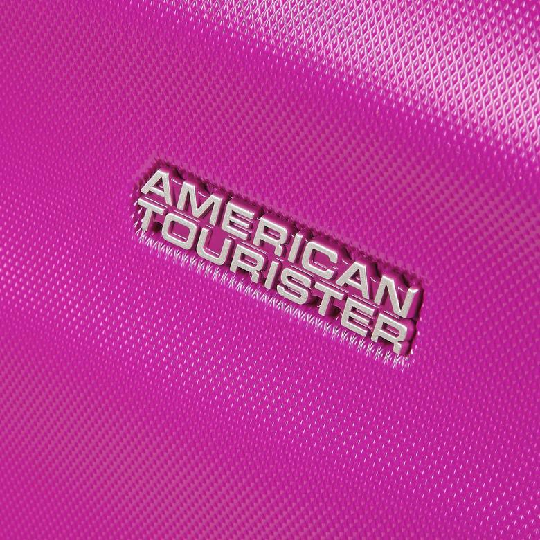 American Tourister Wavebreaker -  77 cm Büyük Boy Dört Tekerlekli Valiz