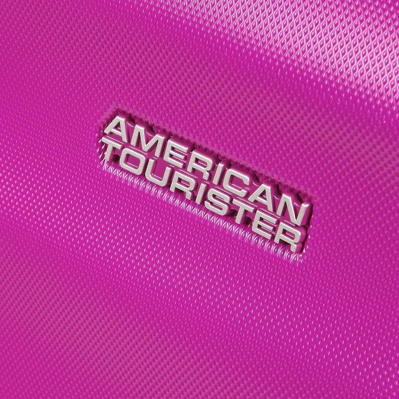 American Tourister Wavebreaker -  67 cm Orta Boy Dört Tekerlekli Valiz 2010040270005