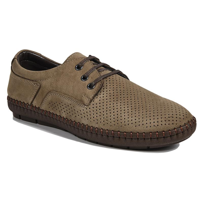 Sawyer Erkek Deri Günlük Ayakkabı