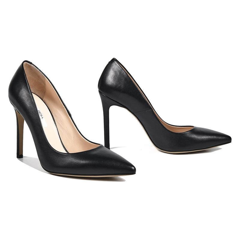 Mina Kadın Deri Klasik Ayakkabı