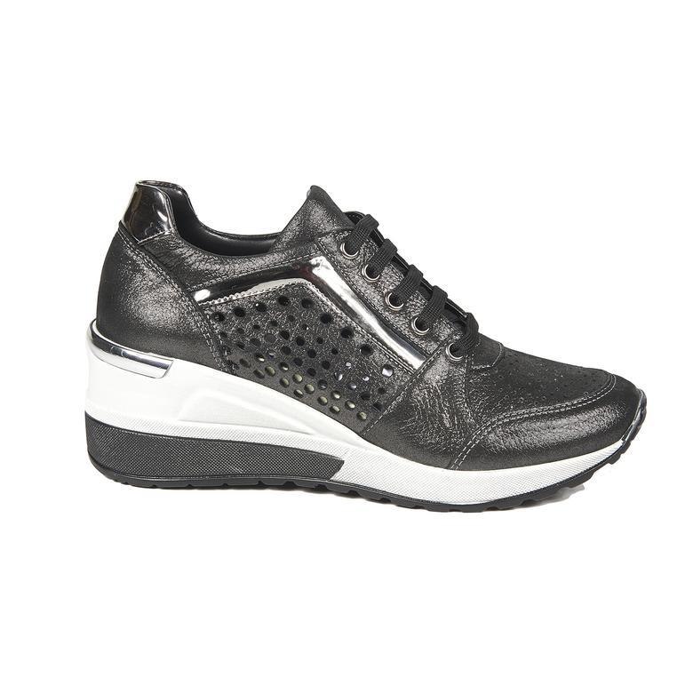 Roland Kadın Deri Spor Ayakkabı