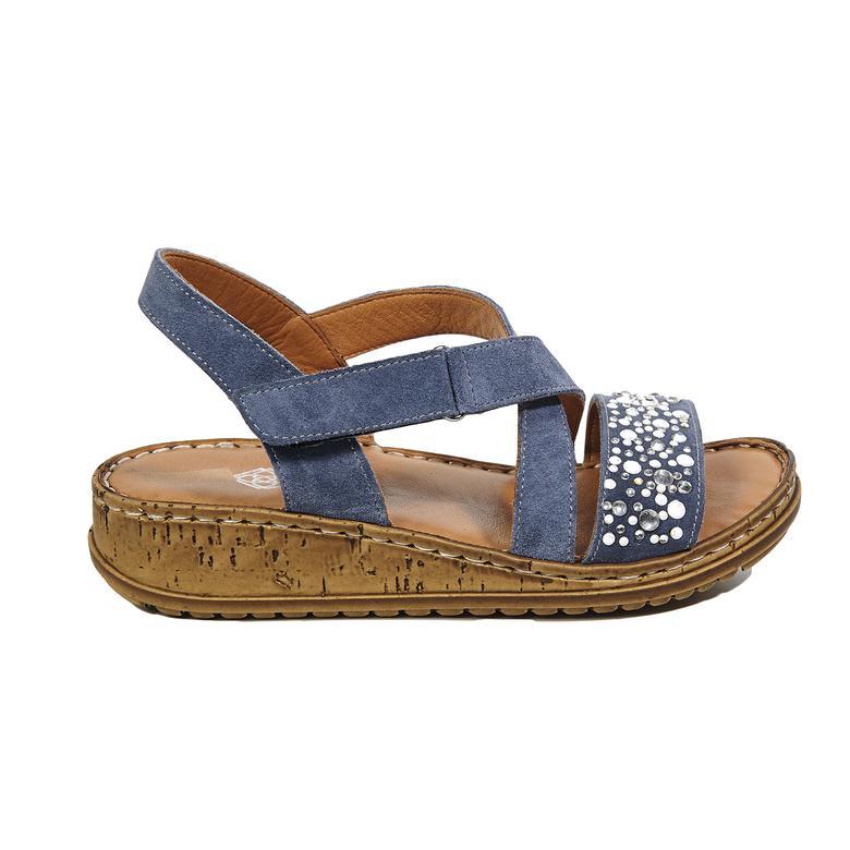 Laurel Kadın Deri Sandalet