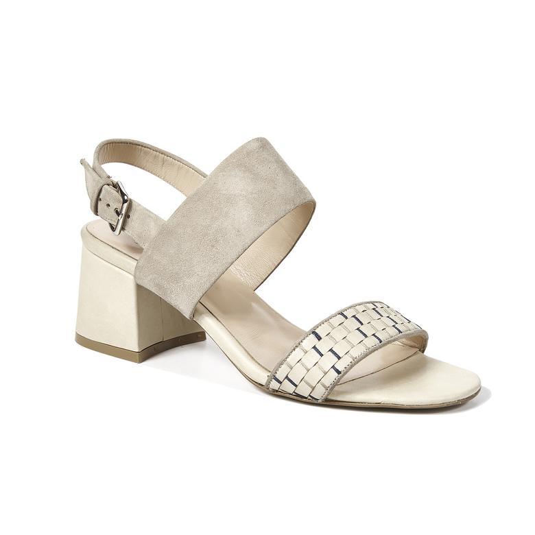 Juniper Kadın Deri Sandalet