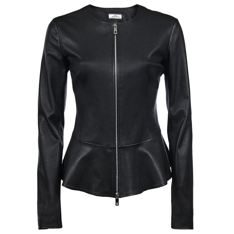 Jacinta Kadın Deri Ceket