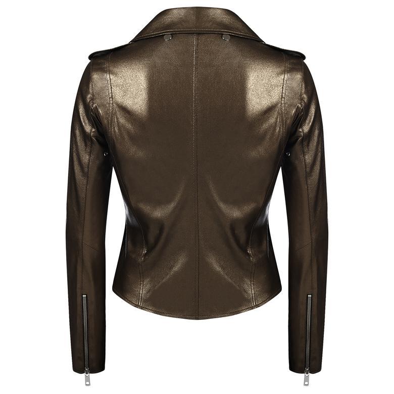Gracia Kadın Deri Ceket