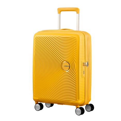 American Tourister Soundbox - 55 cm Kabin Boy Sert Valiz 2010041750005