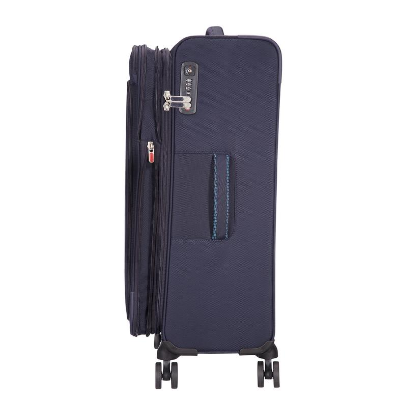 American Tourister Airbeat - 68 Cm Orta Boy Kumaş Valiz 2010043063003