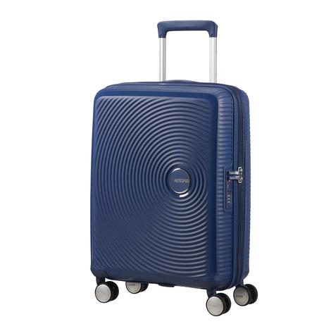 American Tourister Soundbox - 55 cm Kabin Boy Sert Valiz 2010041750002