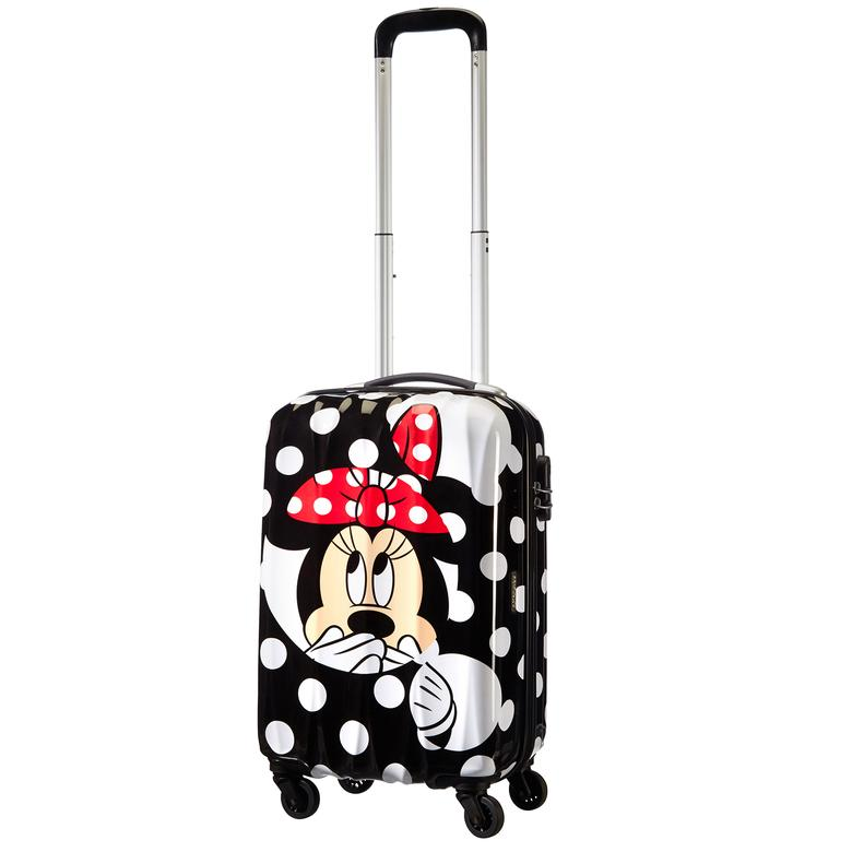American Tourister Disney Legends - 4 Tekerlekli Kabin Boy Valiz 2010042415002