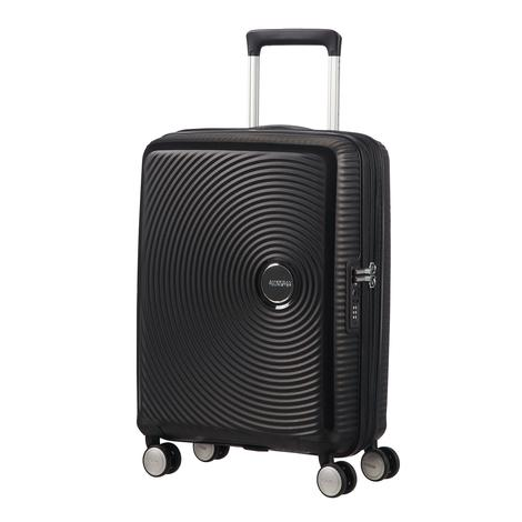 American Tourister Soundbox - 55 cm Kabin Boy Sert Valiz 2010041750001