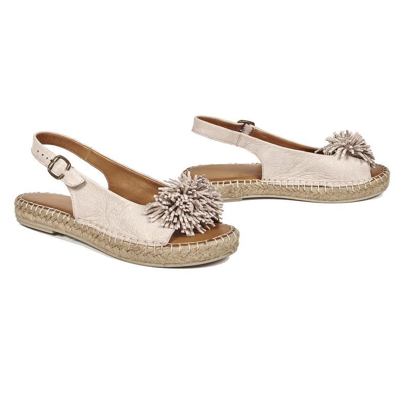 Phoenix Kadın Deri Sandalet