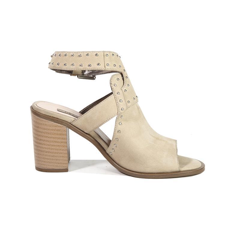 Alix Kadın Deri Bootie Sandalet