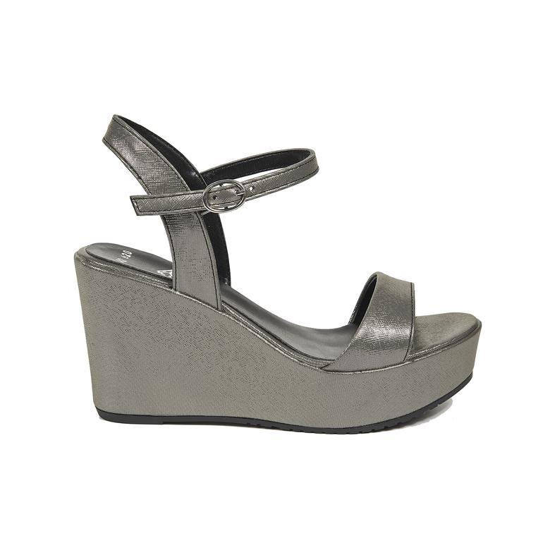 Francine Kadın Dolgu Topuklu Sandalet
