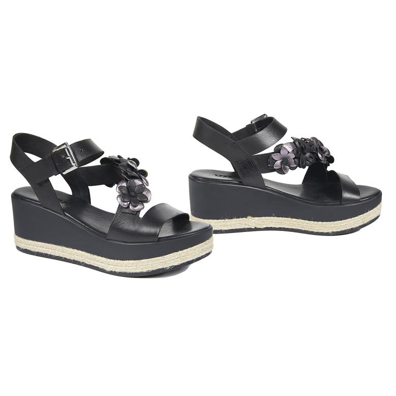 Willow Kadın Deri Sandalet