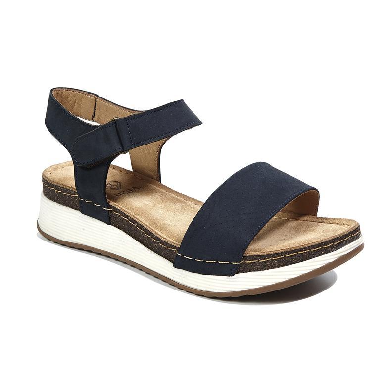 Sheila Kadın Deri Sandalet