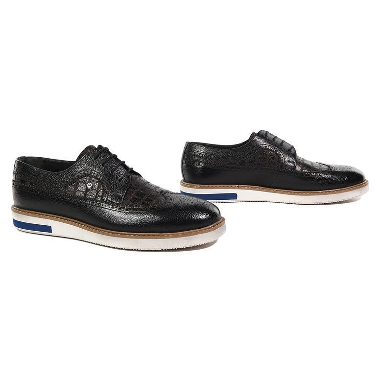 Feder Erkek Deri Günlük Ayakkabı