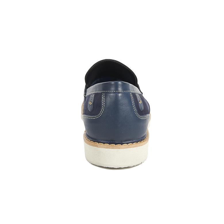 Asher Erkek Deri Günlük Ayakkabı