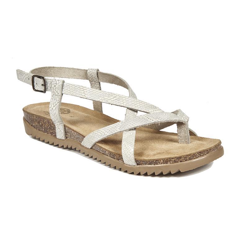 Boston Kadın Deri Sandalet 2010042961006