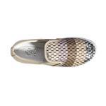 Gigli Kadın Örgülü Deri Spor Ayakkabı 2010041098006