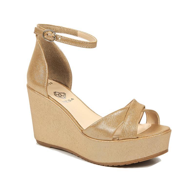 Chavela Kadın Dolgu Topuklu Sandalet