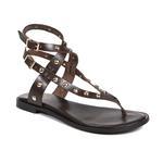 Alva Kadın Deri Sandalet