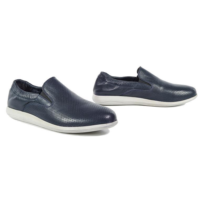 Dale Erkek Deri Günlük Ayakkabı