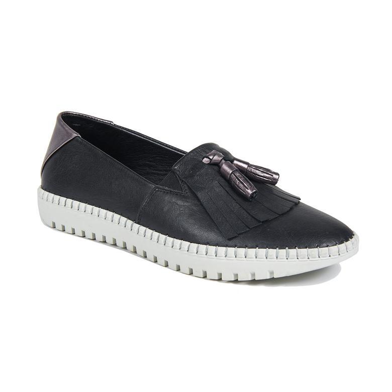 Cerilda Kadın Deri Günlük Ayakkabı