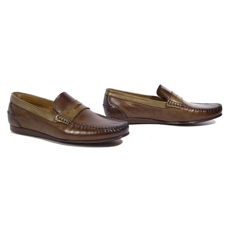 Layton Erkek Deri Günlük Ayakkabı