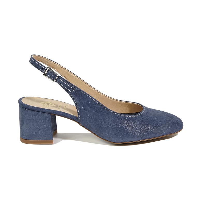 Martha Kadın Deri Klasik Ayakkabı