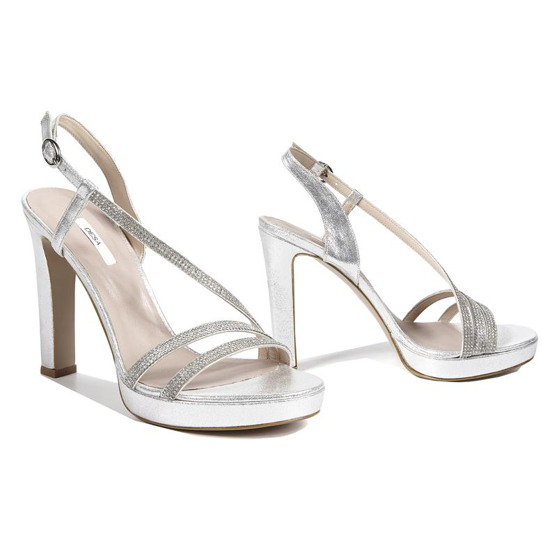 Crystal Kadın Abiye Ayakkabı