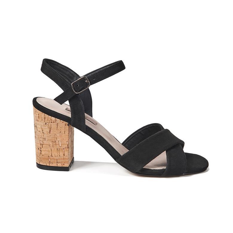 Nile Kadın Topuklu Sandalet