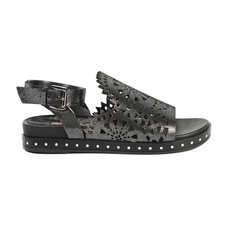 Cornelia Kadın Deri Sandalet