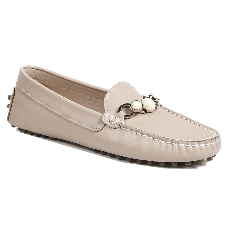 Beverly Kadın Deri Günlük Ayakkabı