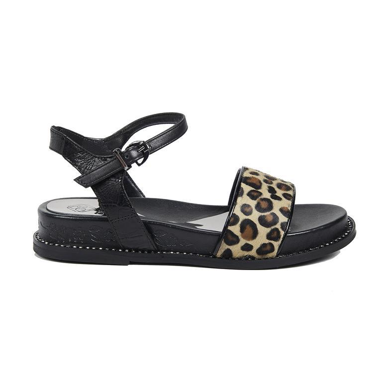 Regan Kadın Deri Sandalet