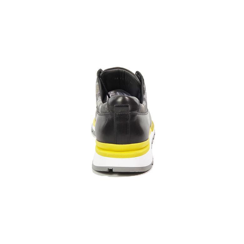 Floyd Erkek Deri Spor Ayakkabı