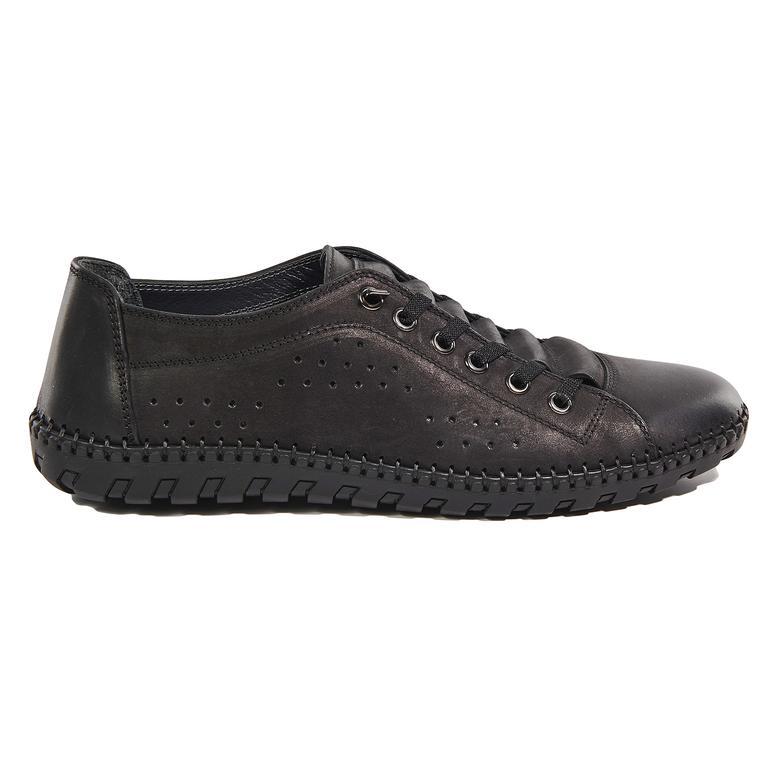 Haynes Erkek Deri Günlük Ayakkabı