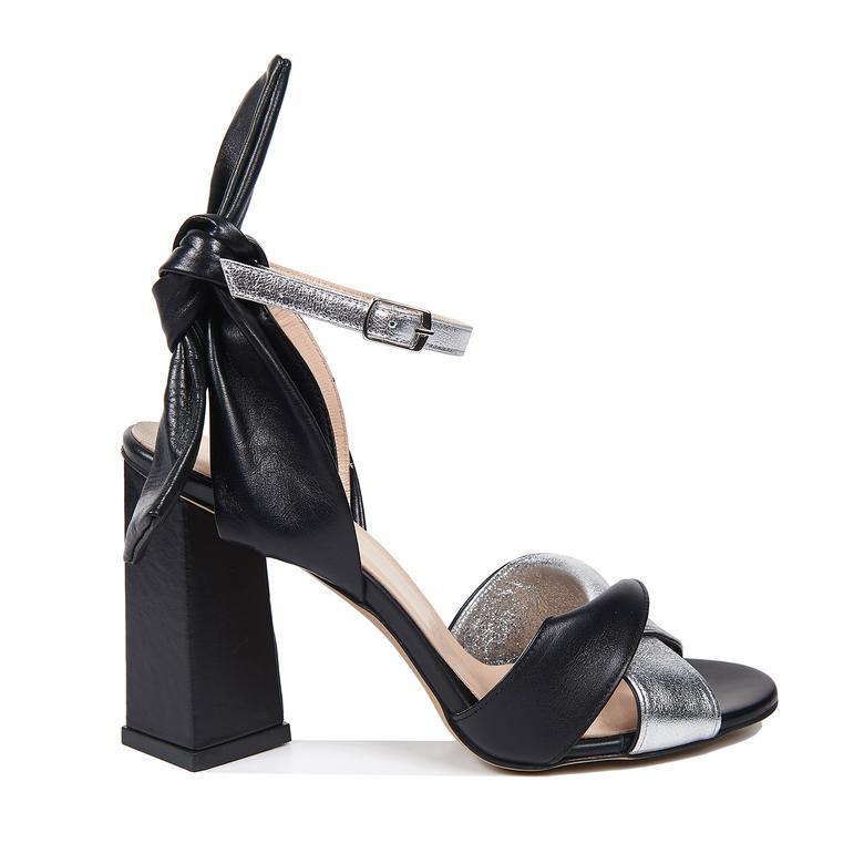 1972 Cicily Kadın Deri Sandalet