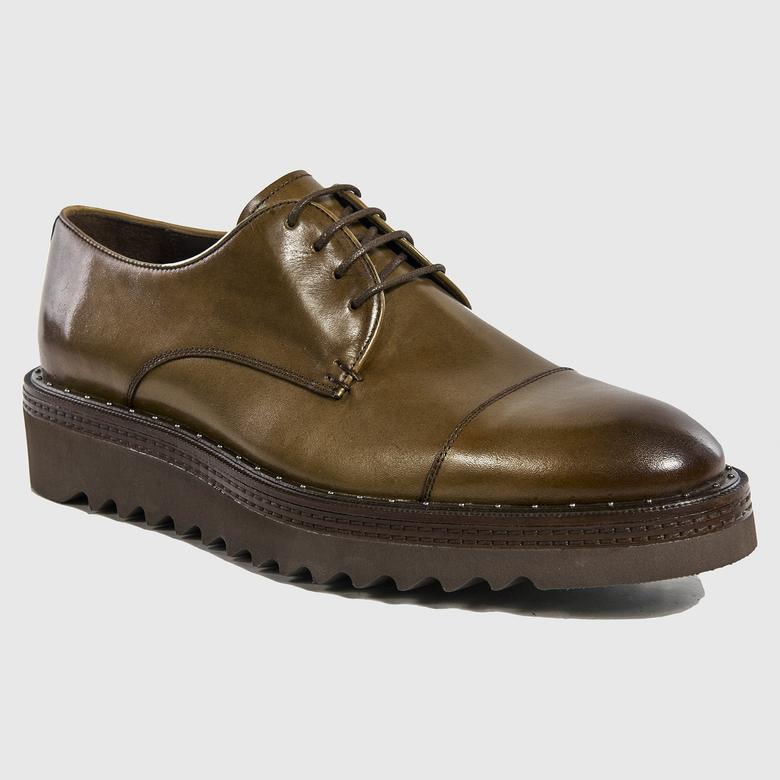 Delroy Erkek Deri Günlük Ayakkabı