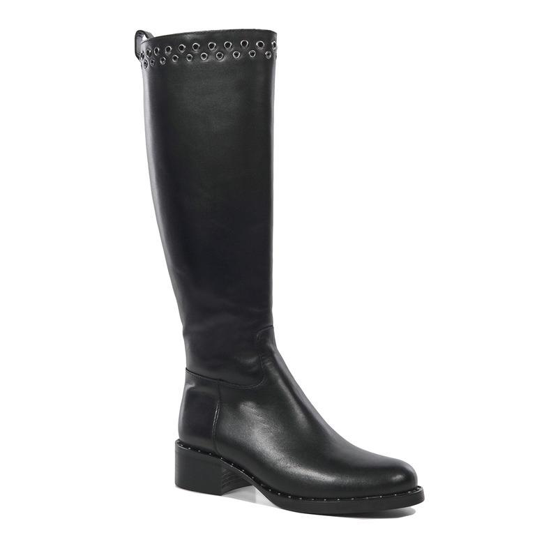 Fitz Kadın Deri Çizme