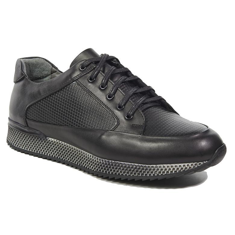 Erkek Deri Spor Ayakkabı 2010042157002