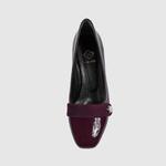Kadın Deri Klasik Topuklu Ayakkabı 2010042328007