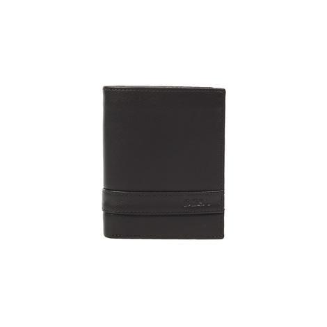 Şeritli Erkek Silky Deri Mini Cüzdan 1010025572001