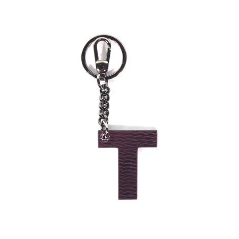 T Harfi Deri Anahtarlık 1010026001001