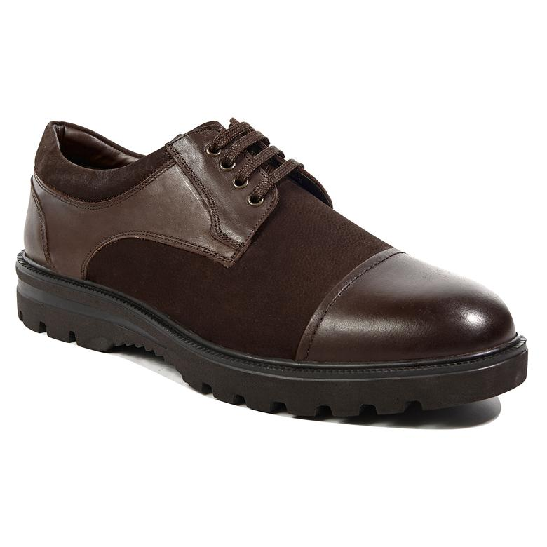 Frederic Erkek Deri  Günlük Ayakkabı 2010042244014