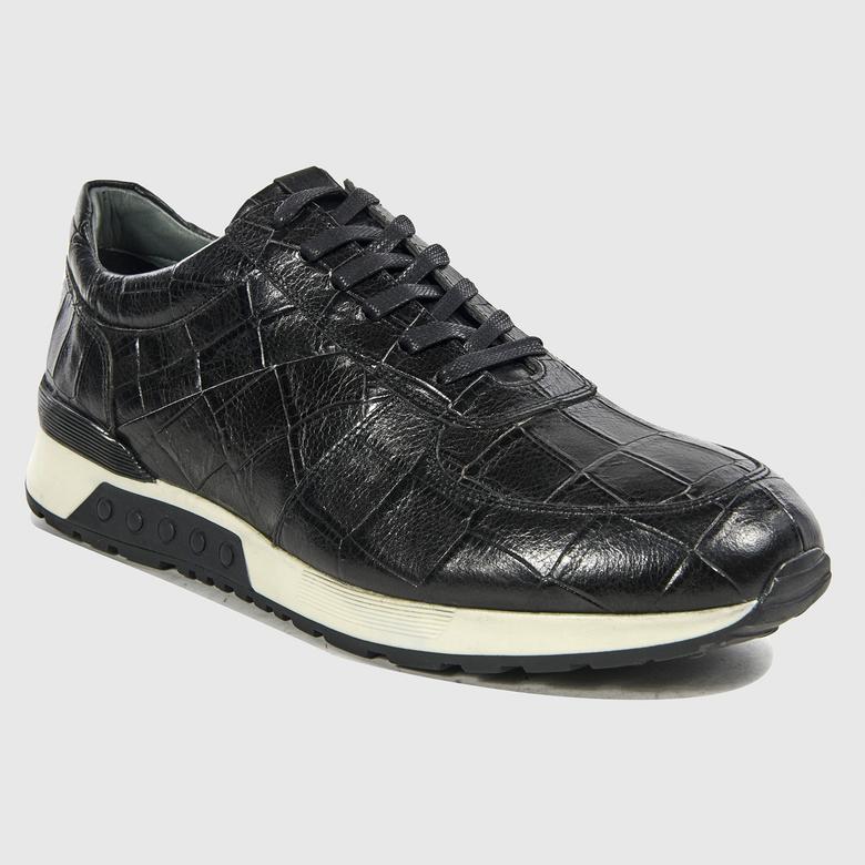 Robin Erkek Deri Spor Ayakkabı 2010041863002