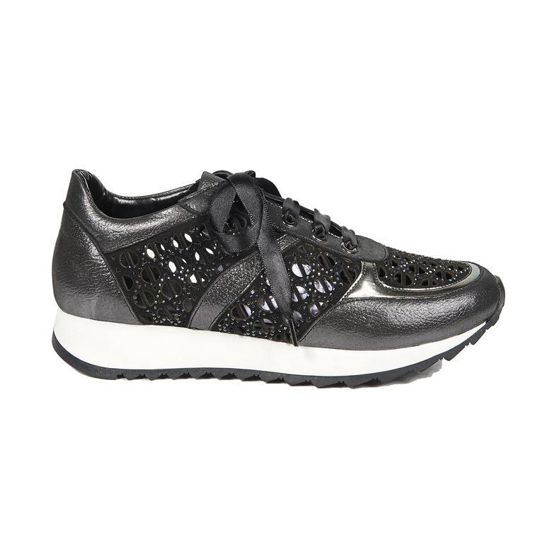 Nolan Kadın Deri Spor Ayakkabı