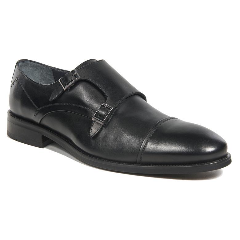 Troy Erkek Deri Klasik Ayakkabı 2010041657003