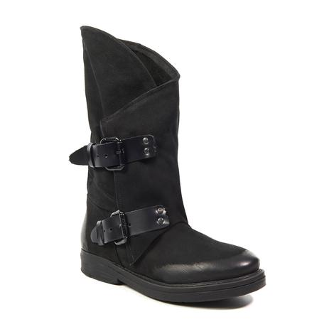 Agusta Kadın Deri Çizme 2010041660002